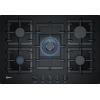 Neff T27CS59S0 5 Burner Gas on Glass Hob