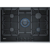 Neff T27TA69N0 75cm 5 Burner Gas on Glass Hob