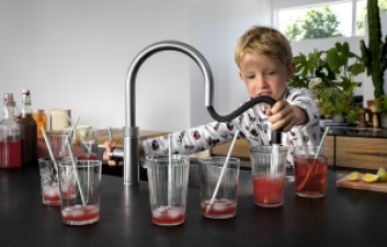 Quooker Flex …. The New Boiling Hot Tap