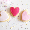 Valentine's Day Heart Shaped Biscuit Recipe