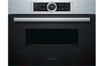 Bosch CMG633BS1B Combi Oven & Microwave