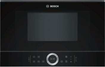 Bosch BFL634GB1B Built in Microwave, Black