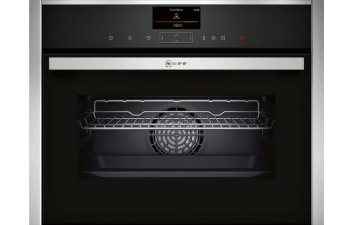 Neff C17FS32N0B Compact Oven with Full Steam