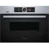 Bosch CNG6764S6B Compact Oven with Microwave