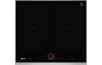 Neff T66TS61N0 Flex Induction Hob with TwistPad Fire Control