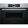 Bosch CMG676BS6B Combi Oven with Microwave
