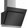 Bosch DWK67HM60B 60cm Black Glass Angled Extractor