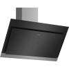 Bosch DWK97HM60B 90cm Black Glass Angled Extractor