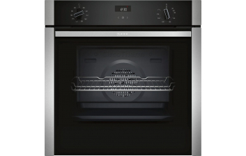Neff B4ACM5HN0B Slide & Hide Single Electric Oven – Fixed Handle