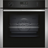Neff B6ACH7HN0B Slide & Hide Pyrolytic Single Electric Oven