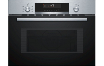 Bosch CMA585MS0B Compact Microwave Combination Oven