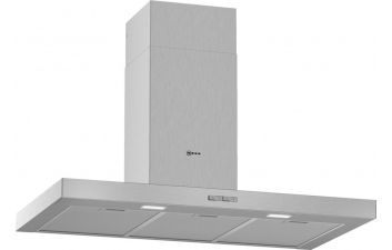 Neff D92BBC0N0B 90cm Chimney Extractor