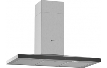Neff D94QFM1N0B 90cm Chimney Extractor