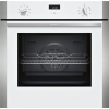 Neff B1ACE4HW0B Single Electric Oven, White
