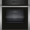 Neff B5ACMHN0B Slide & Hide Pyrolytic Single Electric Oven