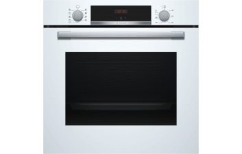 Bosch HBS534BW0B Single Oven, White