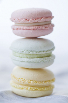 Pretty Pastel French Macaroon Recipe