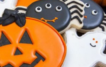 Spooktacular Halloween Biscuit Recipe