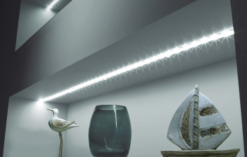RECESSED FLEX LIGHTING