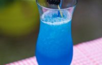 Winsor Blue Cocktail Recipe