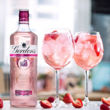 Gordon's Pink Gin Spritz Recipe