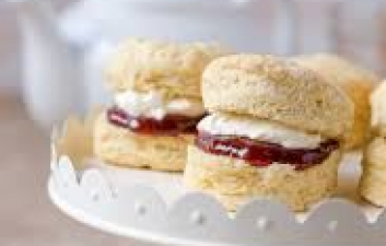Scone Recipe Perfect For Afternoon Tea