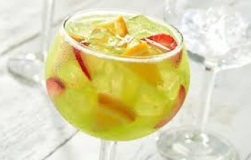 Green Apple Moscato Sangria Recipe