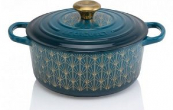 New Limited Edition Soiree Signature Casserole From Le Creuset