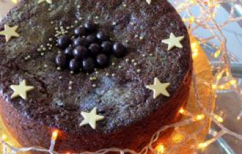 * Nigella Lawson Christmas Chocolate Cake Recipe *
