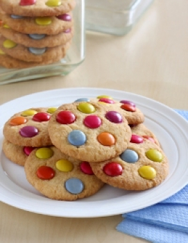 Smarties Cookie Recipe