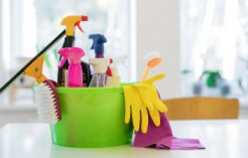 5 Essential Cleaning Products To Use In The Kitchen