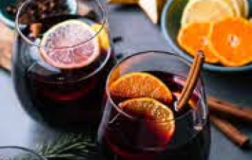 Christmas Eve Mulled Wine Recipe