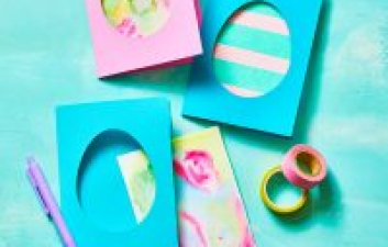 Create An Easy Easter Egg Card For Your Loved Ones