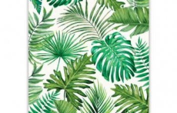 Bring The Outdoors In With Our Top 6 Inspiring Bright Botanical Palm Prints