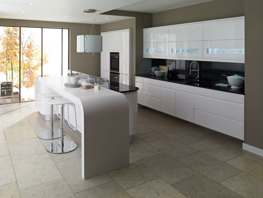 Welome To The World Of Corian Deelux Kitchens