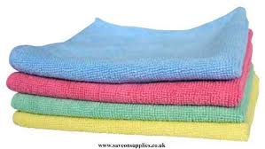 MICROFIBRE CLOTHS BLOG