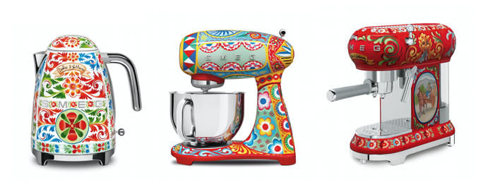 New Dolce Amp Gabbana Kitchen Appliances Deelux Kitchens